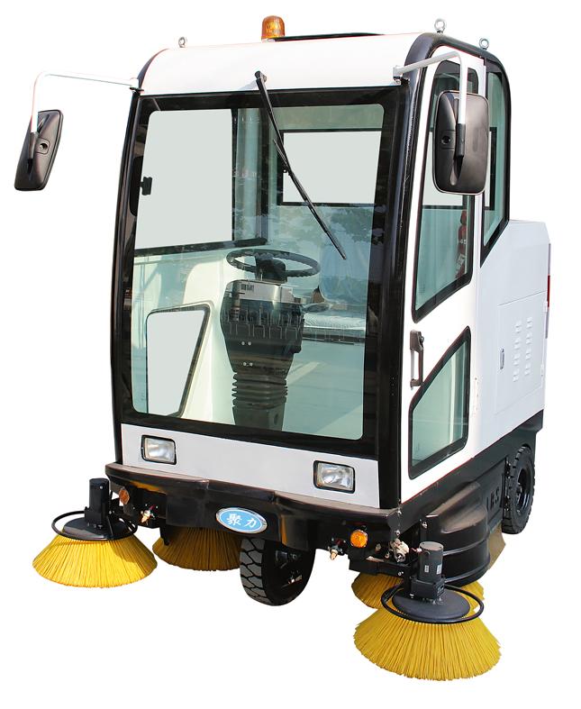 驾驶式扫地车JL-1980