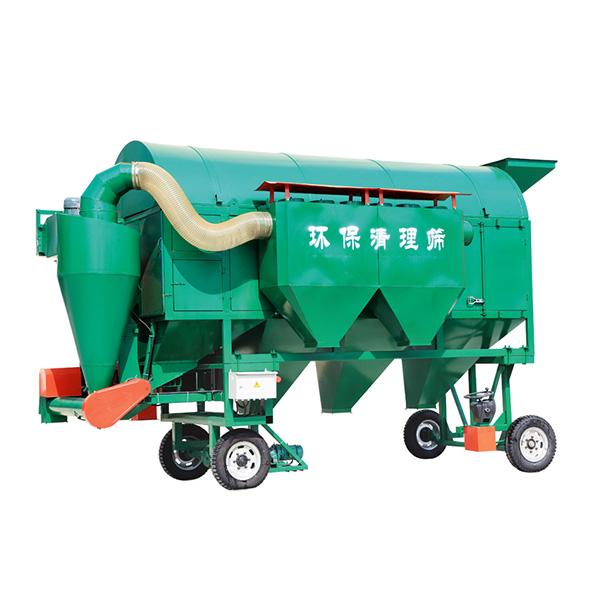 移动式环保清理筛